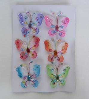 Butterfly 5.5cm Magnetic