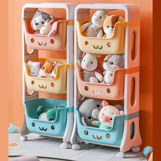 Kids Room storage Rack 3 Tier
